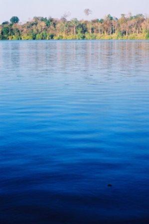 Yeak Lom Crater Lake